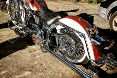 softail-lowrider-front-rear-Linbars-engine-guard