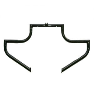 LINBAR - BL109-1/15: For Harley Davidson Black Powder Coated Road Glide 2015-Present