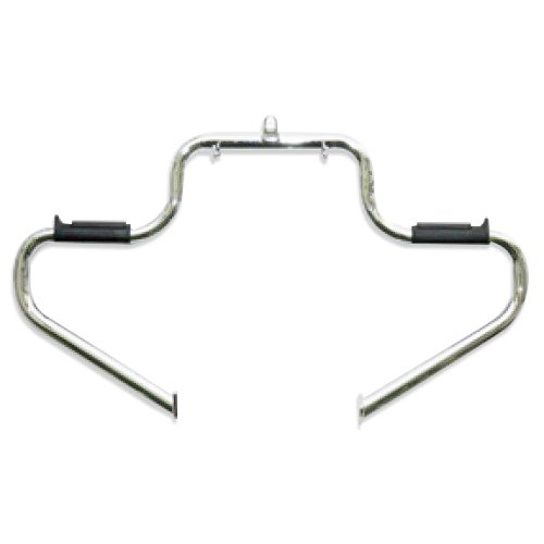 MULTIBAR – 1302-09 Engine Guard and Highway Bar For Harley Davidson Dresser, Street Glide, Road King Models 1997-2018 (except Ultra Limited)