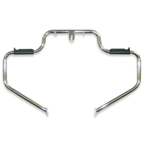 MULTIBAR – 1304 Engine Guard and Highway Bar For Harley Davidson Dyna models wstock forward controls 1991-2018