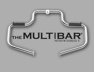 MULTIBAR Engine Guard & Crash bar